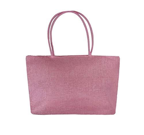 Handtas, opvouwbaar, draagbaar, grote capaciteit, schoudertas, strandtas voor dames