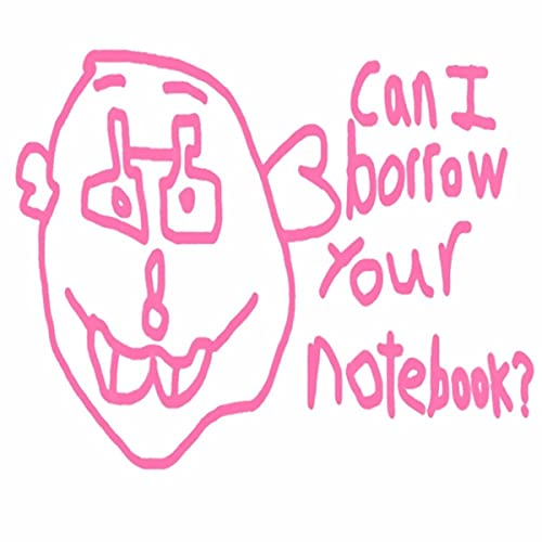 Can I Borrow Your Notebook?