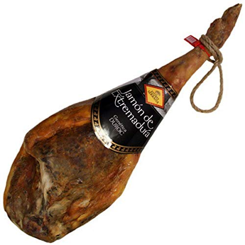 Serrano-Schinken Extremadura 'Duroc' ca. 7,7 kg. - Estirpe Serrana