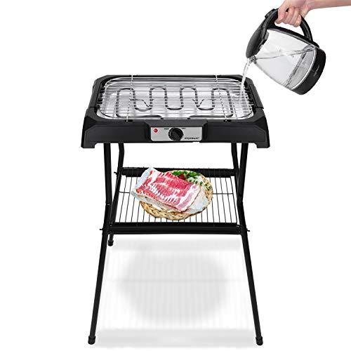 Aigostar Lava Pro - Grill électrique barbecue avec...