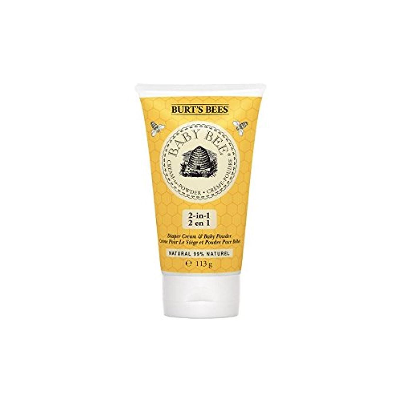 エンターテインメント溶接祝う粉末にバーツビークリーム x2 - Burt's Bees Cream to Powder (Pack of 2) [並行輸入品]