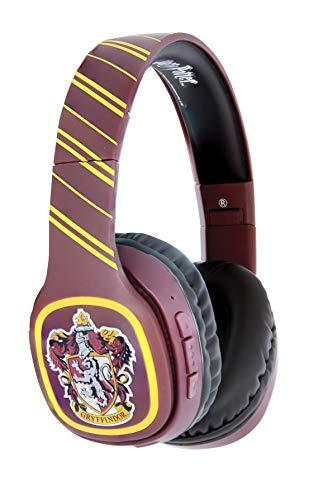 HARRY POTTER - HeadPhones Bluetooth OTL 8+ Junior 85db - Gryffondor