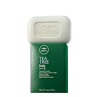 Tea Tree Body Bar Soap 5.3 oz. (B000I3Z39W) | Amazon price tracker / tracking, Amazon price history charts, Amazon price watches, Amazon price drop alerts