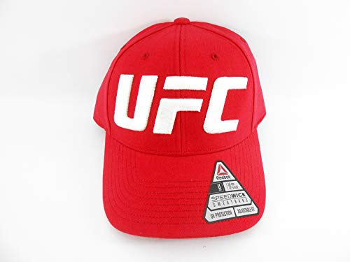 Reebok Herren UFC Baseball Cap Kappe, prired, Einheitsgröße