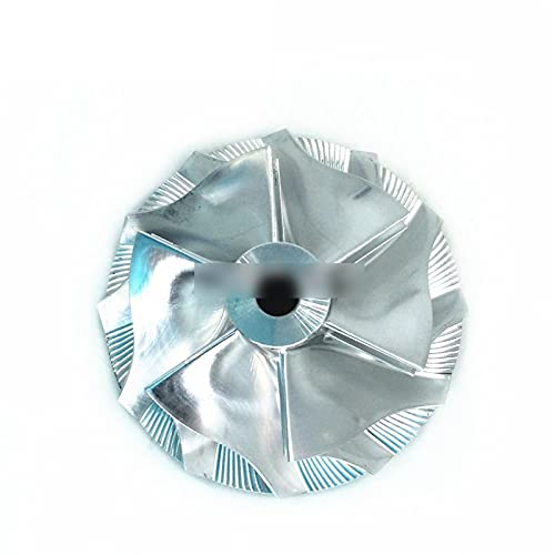 JPVGIA Turbina COMPRESOR Rueda RHF55V Viet 8980277725 89802777228 8980277722 VKA40016 VAA40016 Turbo Eje para Isuzu NQR 75L 4HK1-E2N 150 HP