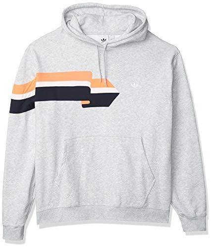 adidas Originals Men's Ripple Hoodie Sweatshirt
