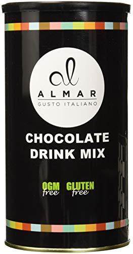 Almar Cacao solubile alta qualità 22/24  per latte - Preparato per Cioccolata Calda - 1000 g