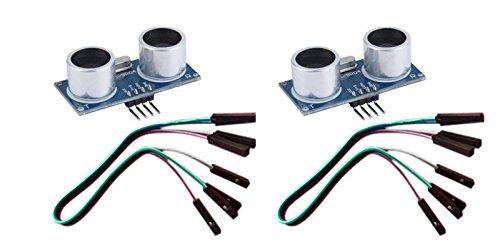 HC–SR04 Ultrasonic Sensor - 2 Pack