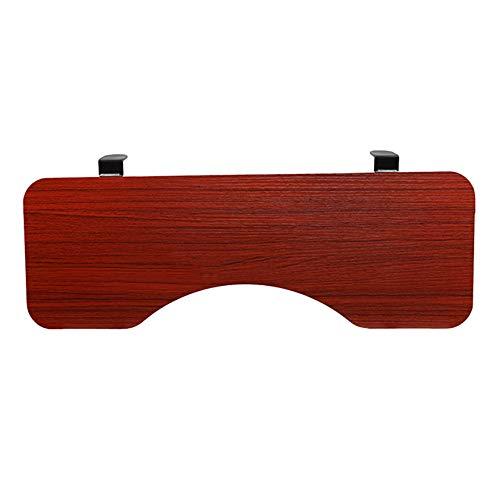 LIYANG Ergonomics Desk Extender ARC Tray, Clamp-on Keyboard Tray Almohadilla para el reposamuñecas para el hogar y la Oficina, 70x24cm (27.6x9.4in)