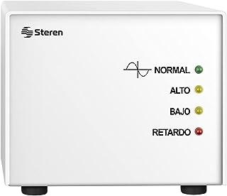STEREN Compensador y regulador de Voltaje de 2000 W para electrodomésticos