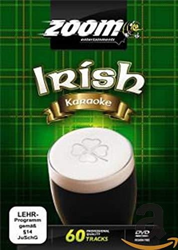 Zoom Karaoke DVD - Irish Karaoke - 60 Songs