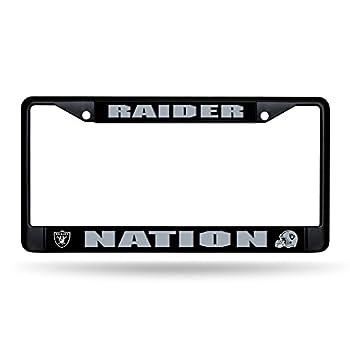 Best raiders license plate frame Reviews