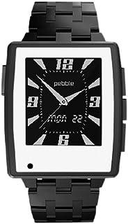 Slickwraps Slickwraps Matte White Color Series Wraps/Skins for Pebble Steel Watch - Retail Packaging - Matte White