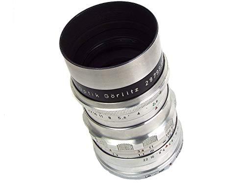 ※当店オリジナル改造レンズ※Meyer-Optik Gorlitz Trioplan 100mm/f2.8 NIKONマウント改造 オーバーホール済み