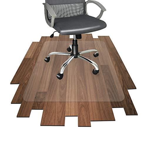 Floordirekt Pro Office Bodenschutzmatte, 100% Polykarbonat, plastik, durchsichtig, 120 x 300 cm