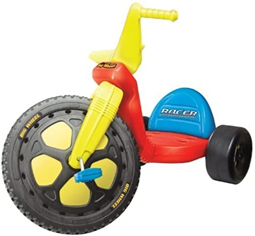 The Original Big Wheel - 16  Big Wheel Racer - rot by Kids Only - MI Warehouse