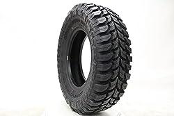 CrossWind M/T All-Season Mud-Terrain Tire - 33X12.50R18LT 118Q E (10 Ply)