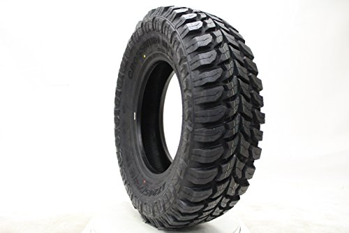 Crosswind M/T Mud-Terrain Radial Tire-LT285/70R17 121/118Q LRE 10-Ply