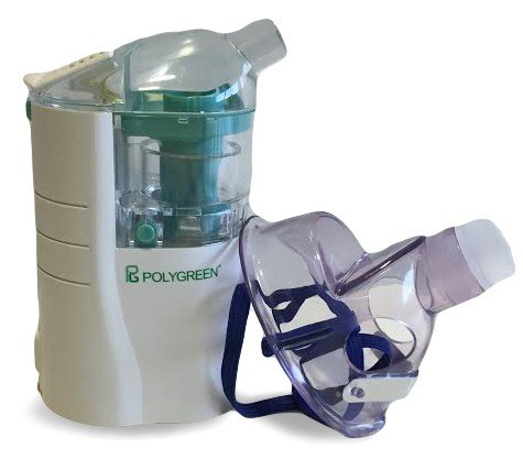 Nebulizador ultrasónico portátil