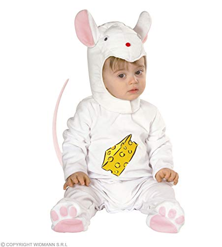 Widmann 2754T - Kostüm Baby Mäuschen