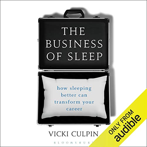 The Business of Sleep audiobook cover art