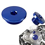 Repuestos Powersports Distribución del motor cubierta del enchufe for Yamaha WR250X WR250R WR426F WR250F WR400F YZ250F YZ450F YZ426F YZ400F TTR 50 XV XT Serow VIRAGO 250