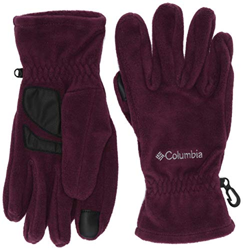 Columbia Women's W Thermarator Glove, Black Cherry ,Large