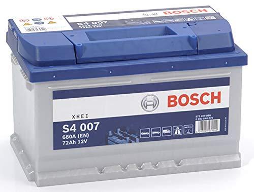 Bosch S4007 Batería de automóvil 72A/h-680A
