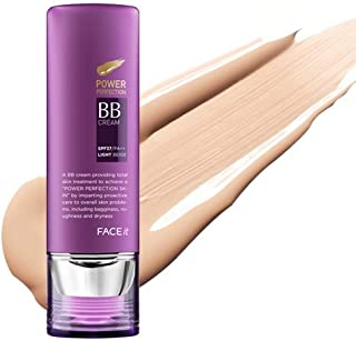 The Face Shop ザ?フェースショップ フォース?イット?パワー?パーペクト?ビービー?クリーム 02 ナチュラルベージュー (Face It Power Perfection BB Cream 02 Natural Beige) 海外直送品
