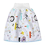 Teekit Bequeme Windelrockshorts für Kinder wasserdichte und saugfähige Shorts Comfy Childrens Diaper Skirt Shorts Waterproof and Absorbent Shorts