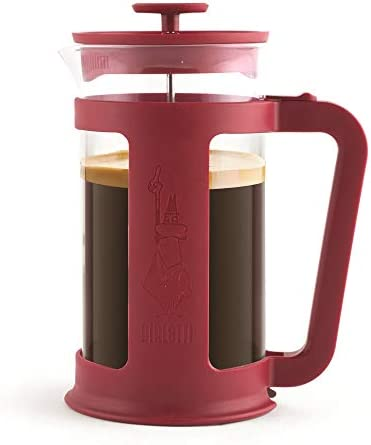 Bialetti Coffee Press Smart French Press for coffee or tea borosilicate glass container dishwasher product image