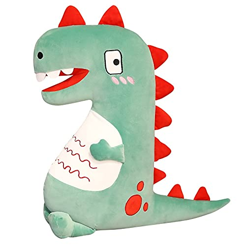 daweiwei Dinosaur Plush Toys Stuffed Soft Animal Appease Doll For Children Baby Kids Bed Pillow Cute Birthday Gift 80cm A