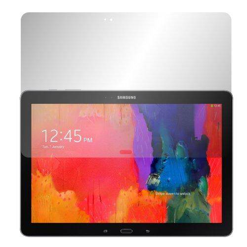 Slabo 2 x Bildschirmschutzfolie kompatibel mit Samsung Galaxy NotePRO 12.2 (SM-P905) Bildschirmschutz Schutzfolie Folie Crystal Clear KLAR