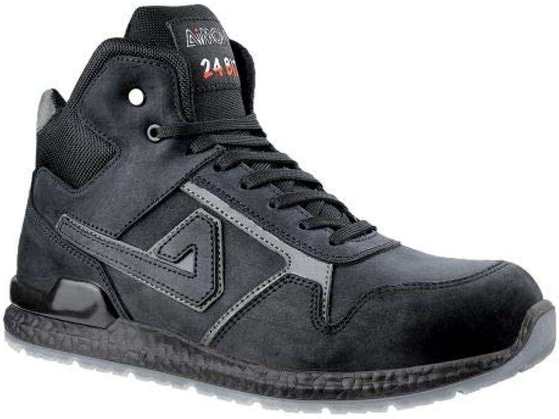 AIMONT Halbschuh Kanye Sicherheit Stiefel Schutz Zehenschutzkappe Gre 12schwarz Ref ab10412Paar 142623