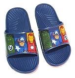 Chanclas Avengers Playa o Piscina - Flip-Flop Avengers Marvel para niños (Numeric_29)