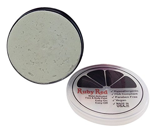 Ruby Red Paint Face Paint, 18 ML - Uv Invisible