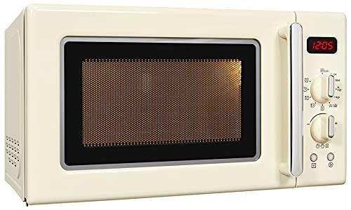 Exquisit Retro Mikrowelle RMW720-3GDIG...