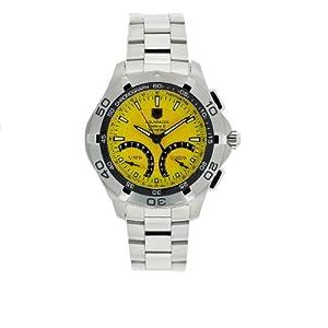 Tag Heuer Aquaracer Calibre S Chronograph Mens Watch CAF7013.BA0815 image