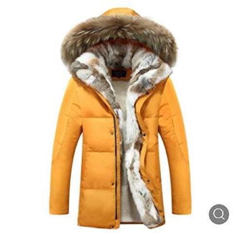 DPKDBN Parker, donsjas dames winterjas lange parka warm Rabbit Plus size bovenkleding