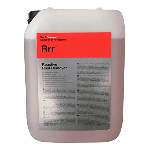 Rrr Koch Chemie Reactive Rust Remover - Eliminador de óxido (11 kg)