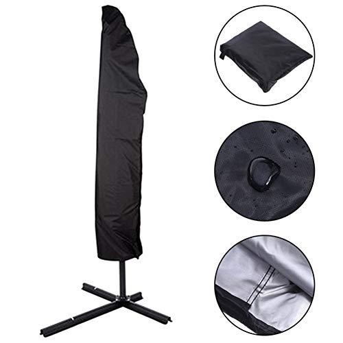 L&SH Regenschirm-Abdeckung, Außen Umbrella Cover, Banane Regenschirm-gerades Regenschirm-Abdeckung Wasserdichtes Regenschirm Cover, Oxford-Gewebe (190 * 50 * 30cm)