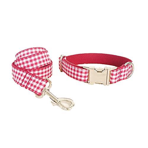 ZZCR Collar De Perro Mascota Collar De Perro De Seguridad Collar A Presión De Entrenamiento Collar para Correr Collar Retráctil A XS