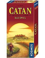 Kosmos - Catan - aanvulling voor 5-6 spelers, nieuwe editie, strategiespel