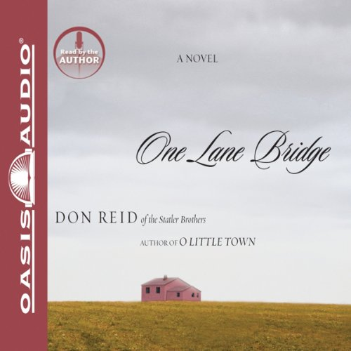 One Lane Bridge audiobook cover art