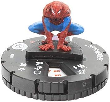 Marvel Heroclix Spider-Man /& Venom Absolute Carnage 054 Spider-Man Super Rare