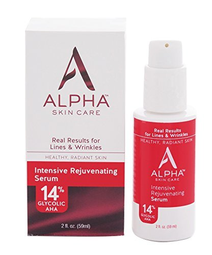 Alpha Skin Care Intensive Rejuvenating Serum