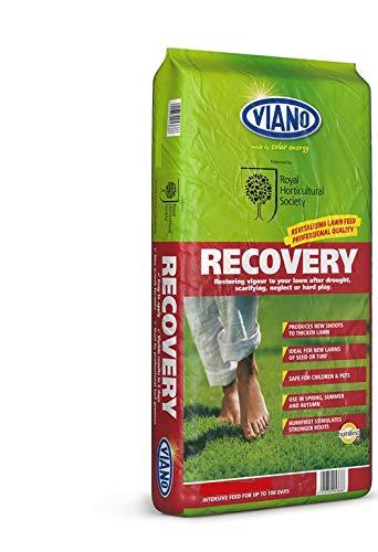 Viano Recovery Organic Lawn Fertiliser 10kg