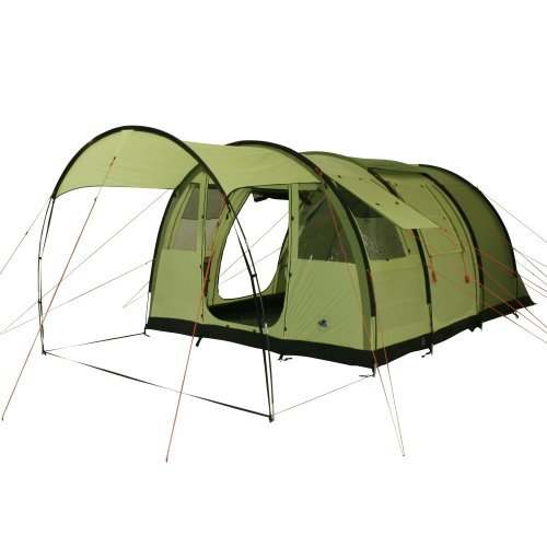 10T Outdoor Equipment, Tenda, Verde (Grün), 4 Persone