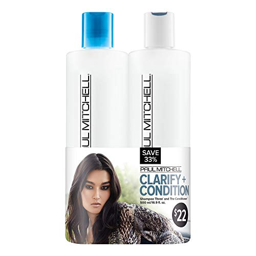 Paul Mitchell Paul Mitchell Clarify and Conditioning Set, 1 ct.