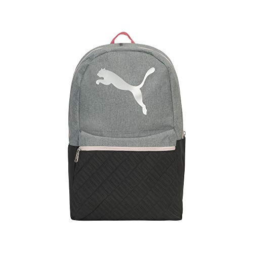 PUMA Women's Rhythm Backpack, Grey/Black, One Size
